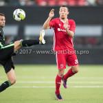 20-07-2017: Voetbal: SC  Almere City FC v Granada CF: Almere Gaston Salasiwa (Almere City FC) Oefenduel 2017 / 2018