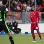 20-07-2017: Voetbal: SC  Almere City FC v Granada CF: Almere Achille Vaarnold (Almere City FC) Oefenduel 2017 / 2018