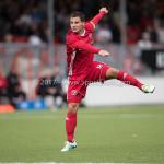 20-07-2017: Voetbal: SC  Almere City FC v Granada CF: Almere Tom Overtoom (Almere City FC) Oefenduel 2017 / 2018