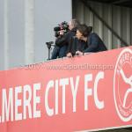 20-07-2017: Voetbal: SC  Almere City FC v Granada CF: Almere Omroep Flevoland Oefenduel 2017 / 2018