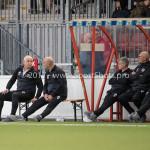 20-07-2017: Voetbal: SC  Almere City FC v Granada CF: Almere (L-R) Jack de Gier - Technisch manager/Hoofdtrainer (Almere City FC), Marco Heering - Assistent trainer (Almere City FC) Oefenduel 2017 / 2018