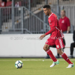 20-07-2017: Voetbal: SC  Almere City FC v Granada CF: Almere Abel Tamata (Almere City FC) Oefenduel 2017 / 2018