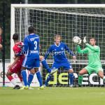 08-08-2017: Voetbal: Jong FC Utrecht v Almere City FC: Utrecht Chiel Kramer (Almere City FC) Oefenduel 2017 / 2018