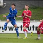 08-08-2017: Voetbal: Jong FC Utrecht v Almere City FC: Utrecht Sven Braken (Almere City FC) Oefenduel 2017 / 2018