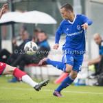 08-08-2017: Voetbal: Jong FC Utrecht v Almere City FC: Utrecht Gaston Salasiwa (Almere City FC) Oefenduel 2017 / 2018