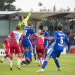 08-08-2017: Voetbal: Jong FC Utrecht v Almere City FC: Utrecht Damon Mirani (Almere City FC) Oefenduel 2017 / 2018
