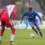 08-08-2017: Voetbal: Jong FC Utrecht v Almere City FC: Utrecht Jerge Hoefdraad (Almere City FC) Oefenduel 2017 / 2018