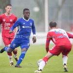 08-08-2017: Voetbal: Jong FC Utrecht v Almere City FC: Utrecht Leeroy Owusu (Almere City FC) Oefenduel 2017 / 2018