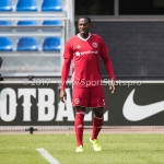 11-08-2017: Voetbal: Go Ahead Eagles v Almere City FC: Zeist Calvin Mac Intosch (Almere City FC) Oefenduel 2017 / 2018