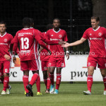 11-08-2017: Voetbal: Go Ahead Eagles v Almere City FC: Zeist Oefenduel 2017 / 2018