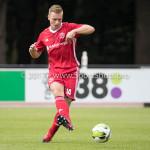 11-08-2017: Voetbal: Go Ahead Eagles v Almere City FC: Zeist Damon Mirani (Almere City FC) Oefenduel 2017 / 2018