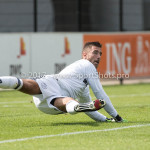 11-08-2017: Voetbal: Go Ahead Eagles v Almere City FC: Zeist Chiel Kramer (Almere City FC) Oefenduel 2017 / 2018