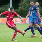 11-08-2017: Voetbal: Go Ahead Eagles v Almere City FC: Zeist Jerge Hoefdraad (Almere City FC) Oefenduel 2017 / 2018