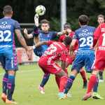 11-08-2017: Voetbal: Go Ahead Eagles v Almere City FC: Zeist Sam Hendriks (Go Ahead Eagles) Oefenduel 2017 / 2018