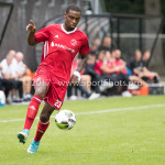 11-08-2017: Voetbal: Go Ahead Eagles v Almere City FC: Zeist Achille Vaarnold (Almere City FC) Oefenduel 2017 / 2018