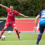 11-08-2017: Voetbal: Go Ahead Eagles v Almere City FC: Zeist Gaston Salasiwa (Almere City FC) Oefenduel 2017 / 2018