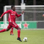 11-08-2017: Voetbal: Go Ahead Eagles v Almere City FC: Zeist Leeroy Owusu (Almere City FC) Oefenduel 2017 / 2018