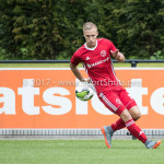 11-08-2017: Voetbal: Go Ahead Eagles v Almere City FC: Zeist Silvester van de Water (Almere City FC) Oefenduel 2017 / 2018