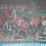 18-08-2017: Voetbal: NEC v Almere City FC: Nijmegen Supporters Almere City FC  Jupiler League 2017 / 2018