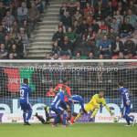 18-08-2017: Voetbal: NEC v Almere City FC: Nijmegen Chiel Kramer (Almere City FC) Jupiler League 2017 / 2018