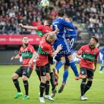 18-08-2017: Voetbal: NEC v Almere City FC: Nijmegen Javier Vet (Almere City FC) Jupiler League 2017 / 2018