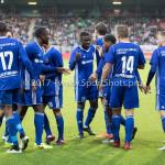 18-08-2017: Voetbal: NEC v Almere City FC: Nijmegen Almere City FC Celebrating Jupiler League 2017 / 2018