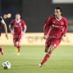 08-09-2017: Voetbal: Almere City FC v Helmond Sport: Almere (L-R) Gevero Markiet (Helmond Sport), Maiky Fecunda (Helmond Sport), Ezra Walian (Almere City FC) Jupiler League 2017 / 2018
