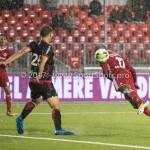08-09-2017: Voetbal: Almere City FC v Helmond Sport: Almere (L-R) Jeroen Verkennis (Helmond Sport), lam17 Jupiler League 2017 / 2018