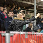 08-09-2017: Voetbal: Almere City FC v Helmond Sport: Almere Supporters Almere City FC Jupiler League 2017 / 2018