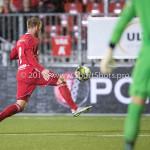 08-09-2017: Voetbal: Almere City FC v Helmond Sport: Almere Jeffrey Rijsdijk (Almere City FC) Jupiler League 2017 / 2018