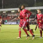08-09-2017: Voetbal: Almere City FC v Helmond Sport: Almere Arsenio Valpoort (Almere City FC) Jupiler League 2017 / 2018