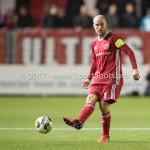08-09-2017: Voetbal: Almere City FC v Helmond Sport: Almere Kees van Buuren (Almere City FC) Jupiler League 2017 / 2018