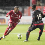 08-09-2017: Voetbal: Almere City FC v Helmond Sport: Almere Achille Vaarnold (Almere City FC) Jupiler League 2017 / 2018