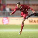 08-09-2017: Voetbal: Almere City FC v Helmond Sport: Almere Dennis van der Heijden (Almere City FC) Jupiler League 2017 / 2018