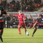 08-09-2017: Voetbal: Almere City FC v Helmond Sport: Almere Silvester van de Water (Almere City FC) Jupiler League 2017 / 2018