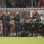 08-09-2017: Voetbal: Almere City FC v Helmond Sport: Almere Staff Almere City FC Jupiler League 2017 / 2018
