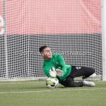 09-09-2017: Voetbal: Jong Almere City FC v Scheveningen: Almere Arian Ibrahim Sevok (Jong Almere City FC) 3de divisie zaterdag 2017 / 2018