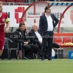 09-09-2017: Voetbal: Jong Almere City FC v Scheveningen: Almere Ivar van Dinteren - Hoofdtrainer (Jong Almere City FC) 3de divisie zaterdag 2017 / 2018