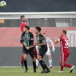 09-09-2017: Voetbal: Jong Almere City FC v Scheveningen: Almere Radinio Balker (Jong Almere City FC) 3de divisie zaterdag 2017 / 2018