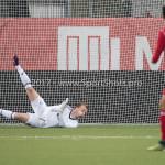 09-09-2017: Voetbal: Jong Almere City FC v Scheveningen: Almere Roy Pistor (Jong Almere City FC) 3de divisie zaterdag 2017 / 2018