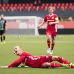 09-09-2017: Voetbal: Jong Almere City FC v Scheveningen: Almere Silvester van der Water (Jong Almere City FC) 3de divisie zaterdag 2017 / 2018