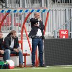 09-09-2017: Voetbal: Jong Almere City FC v Scheveningen: Almere John Blok - Hoofdtrainer (SVV Scheveningen) 3de divisie zaterdag 2017 / 2018