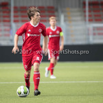 09-09-2017: Voetbal: Jong Almere City FC v Scheveningen: Almere Charlie Telfer (Jong Almere City FC) 3de divisie zaterdag 2017 / 2018