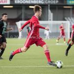 09-09-2017: Voetbal: Jong Almere City FC v Scheveningen: Almere James Efmorfidis (Jong Almere City FC) 3de divisie zaterdag 2017 / 2018