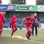 15-09-2017: Voetbal: FC Dordrecht v Almere City FC: Dordrecht Damon Mirani (Almere City FC) Jupiler League 2017 / 2018