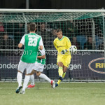 15-09-2017: Voetbal: FC Dordrecht v Almere City FC: Dordrecht Chiel Kramer (Almere City FC) Jupiler League 2017 / 2018