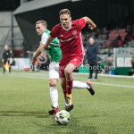 15-09-2017: Voetbal: FC Dordrecht v Almere City FC: Dordrecht Josef Kvída (Almere City FC) Jupiler League 2017 / 2018