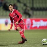 15-09-2017: Voetbal: FC Dordrecht v Almere City FC: Dordrecht Anass Ahannach (Almere City FC) Jupiler League 2017 / 2018