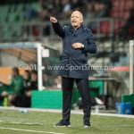 15-09-2017: Voetbal: FC Dordrecht v Almere City FC: Dordrecht Jack de Gier - Technisch manager/Hoofdtrainer (Almere City FC) Jupiler League 2017 / 2018