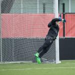 16-09-2017: Voetbal: Almere City FC O19 v AFC O19: Almere Bob Michel van Uden (Almere City FC O19) Seizoen 2017 / 2018